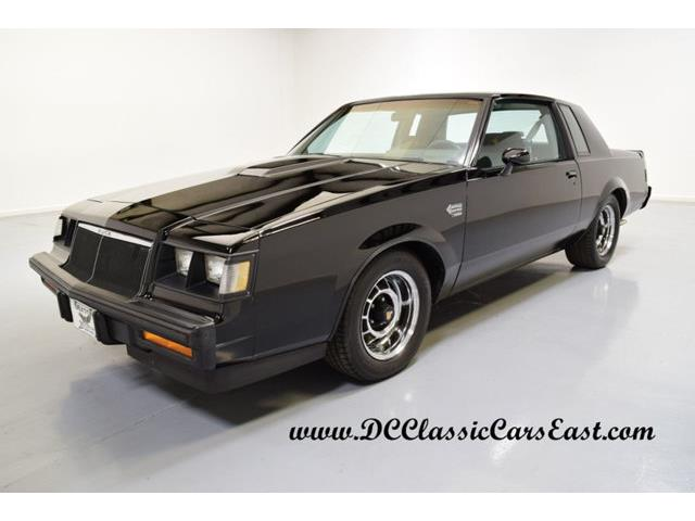 1986 Buick Grand National Regal | 924782