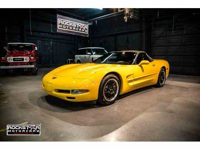 2004 chevrolet corvette for sale on 33. Black Bedroom Furniture Sets. Home Design Ideas