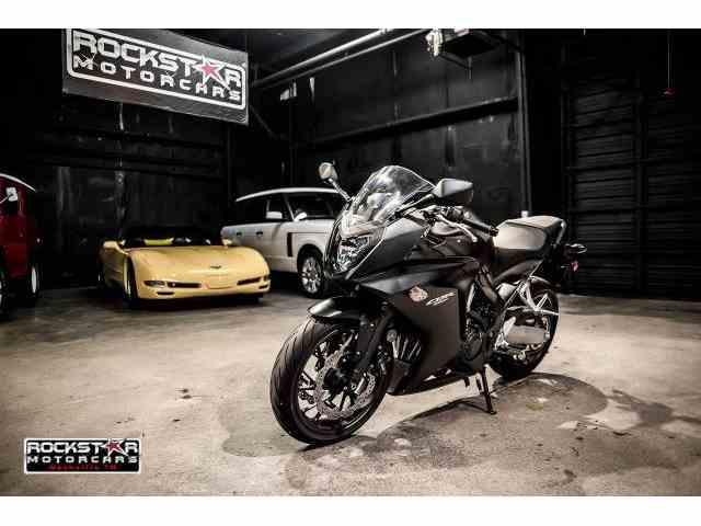 2015 Honda CBR650F | 924809
