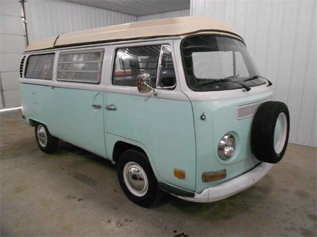 1970 Volkswagen Westfalia Camper | 924810