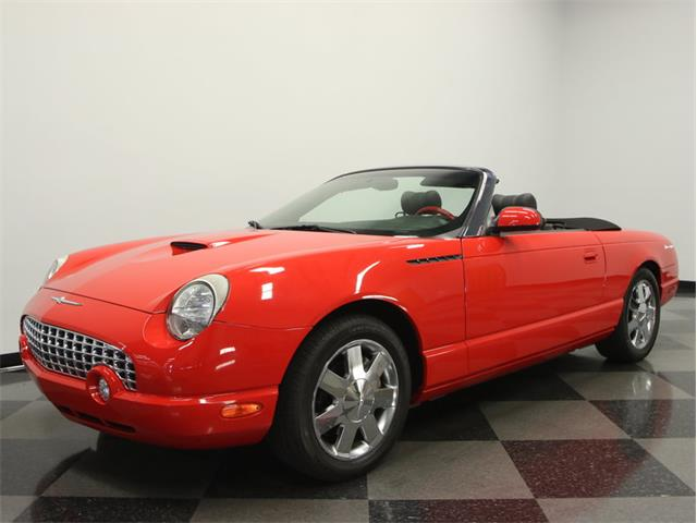 2002 Ford Thunderbird | 924812