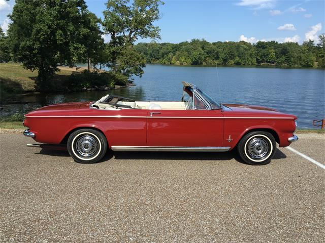 1963 Chevrolet Corvair Monza | 924826