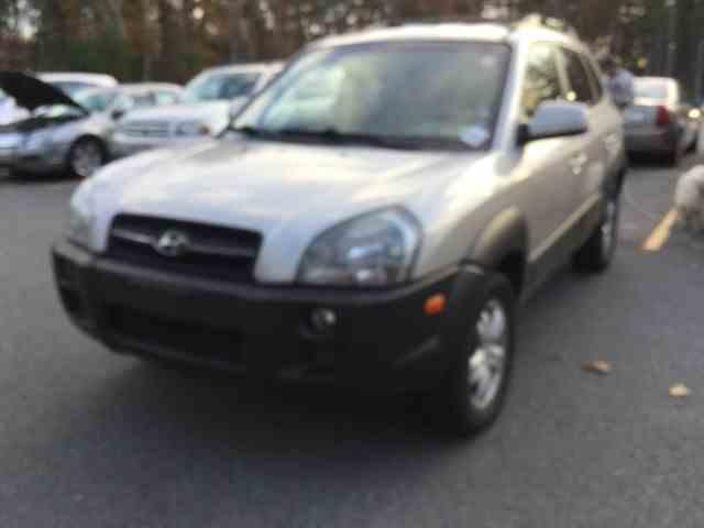 2006 Hyundai Tucson   924839