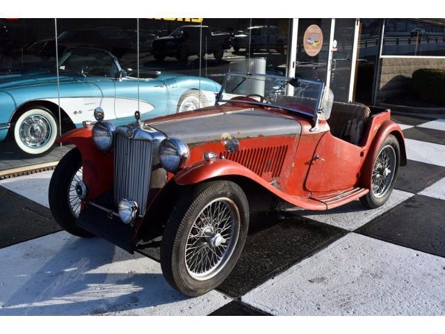 1949 MG TD | 924847
