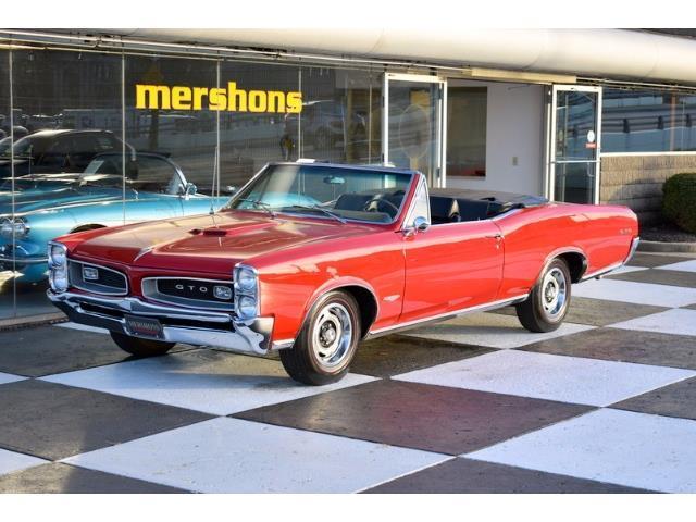 1966 Pontiac GTO | 924850