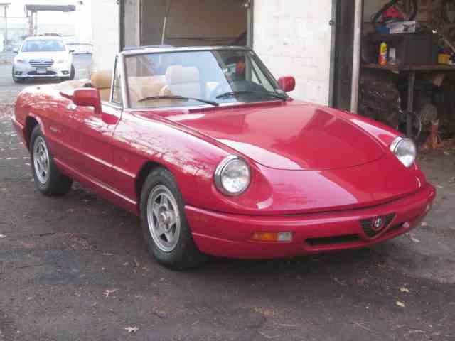1991 Alfa Romeo Spider | 924852