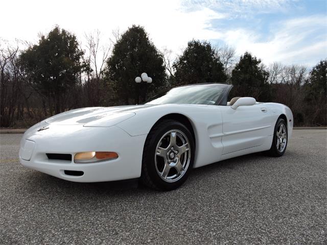 1999 Chevrolet Corvette | 924856