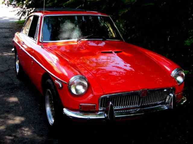 1971 MG BGTV6 | 924858