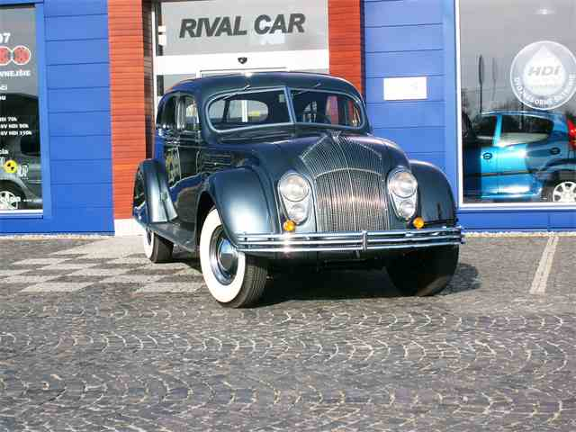 1934 Chrysler Airflow | 924862