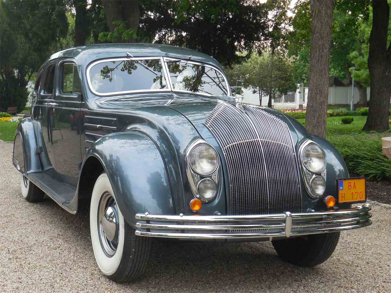Classic Chrysler Airflow For Sale On