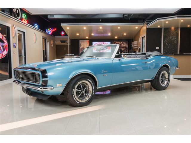 1968 Chevrolet Camaro RS Convertible | 924865