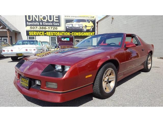 1987 Chevrolet Camaro | 924871