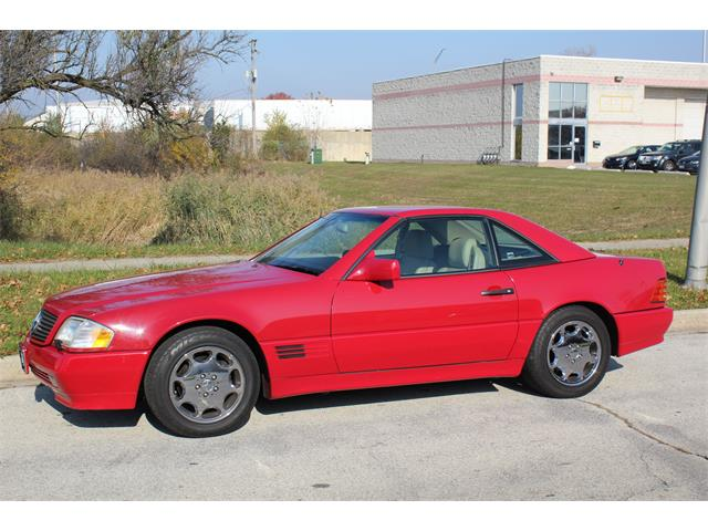 1995 Mercedes-Benz SL500 | 924875
