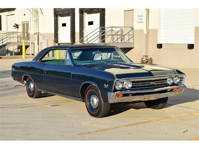 1967 Chevrolet Chevelle | 924879
