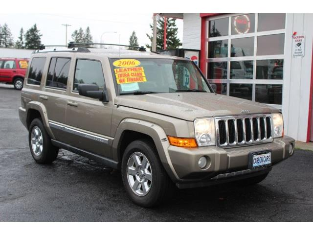 2006 Jeep Commander | 920488