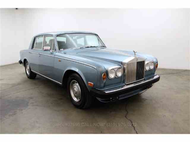 1977 Rolls-Royce Silver Shadow | 924887