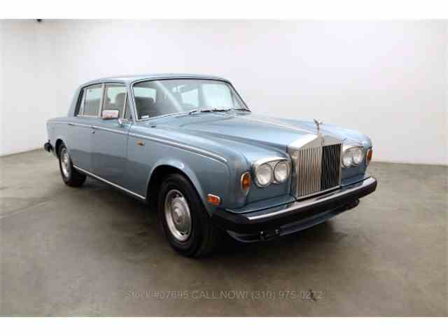 1977 Rolls-Royce Silver Shadow | 924887