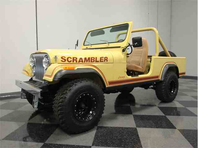1981 Jeep CJ8 Scrambler | 924889
