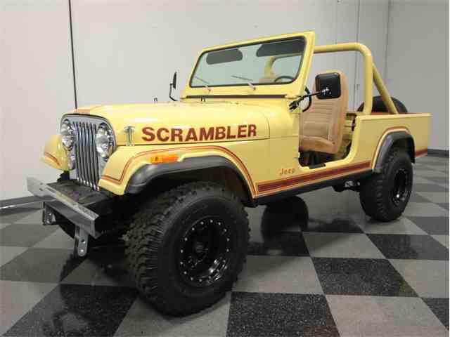 1981 Jeep CJ8 Scrambler | 924889