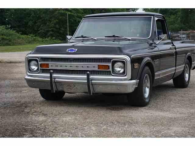 1970 Chevrolet CST  Short Bed | 924892