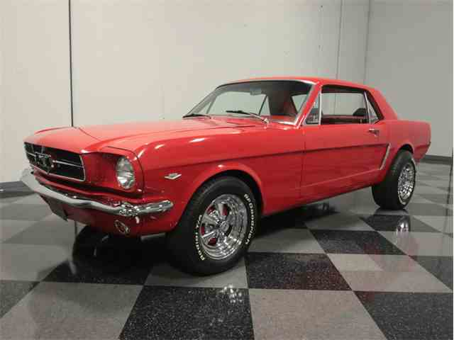 1965 Ford Mustang | 924894