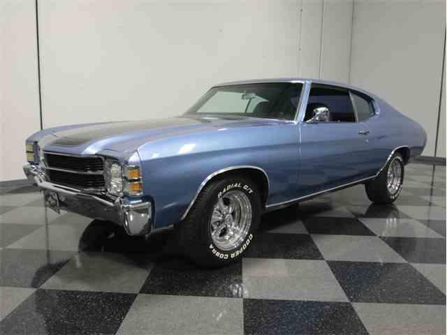 1971 Chevrolet Chevelle | 924898