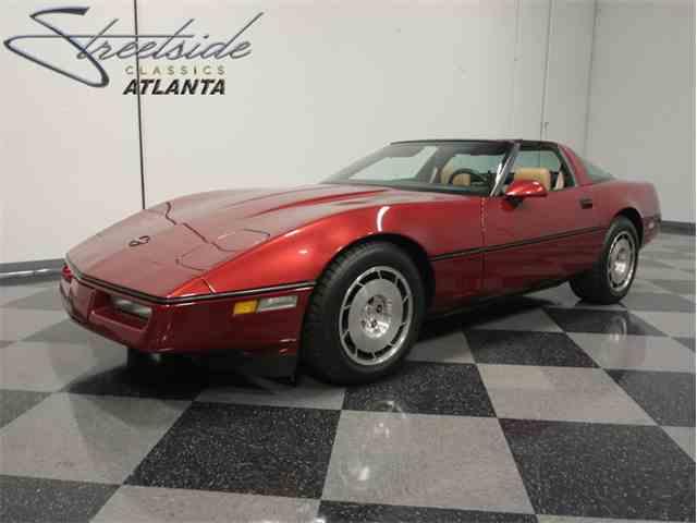 1986 Chevrolet Corvette   924901