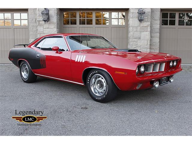 1971 Plymouth Cuda 440/6Pack | 924905