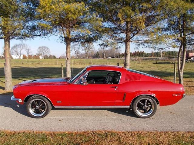 1968 Ford Mustang | 924908