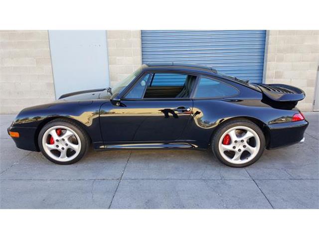 1997 Porsche 911 Turbo | 920491