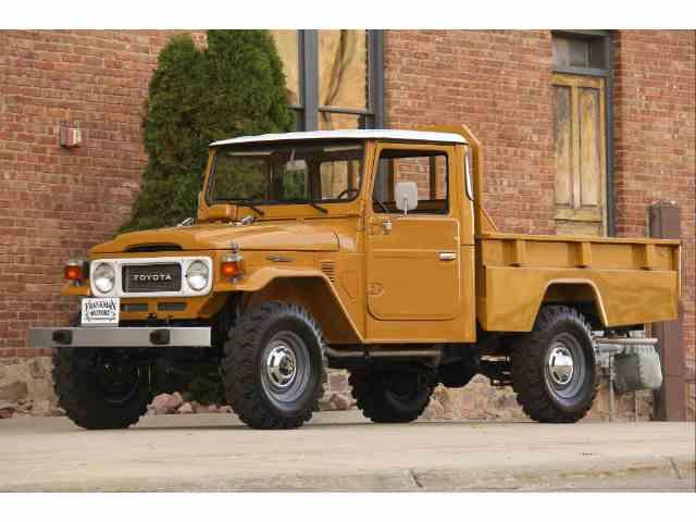 1982 Toyota Land Cruiser FJ | 924915