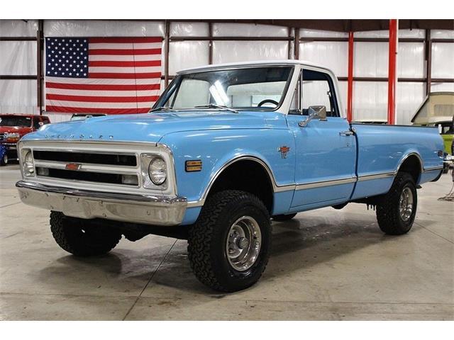 1968 Chevrolet C/K 10 | 924921