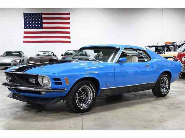 1970 Ford Mustang Mach 1 | 924924