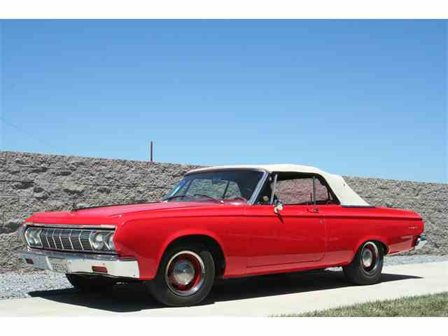 1964 Plymouth Fury | 924931