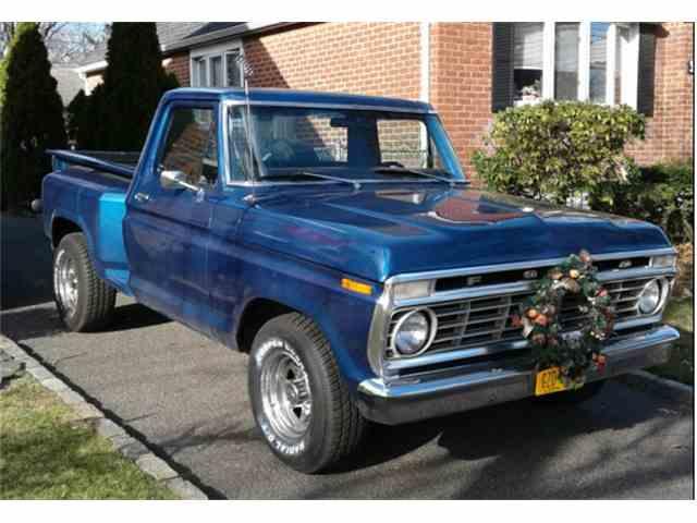 1973 Ford Ranger | 924948