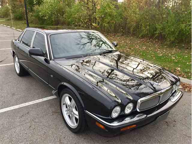2003 Jaguar XJ8 | 924952