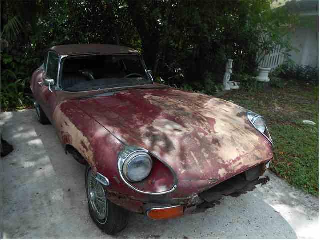 1971 Jaguar XKE | 924953