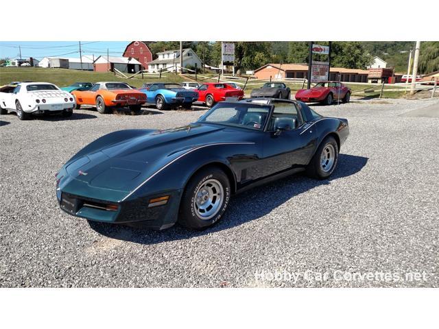 1981 Chevrolet Corvette | 924969