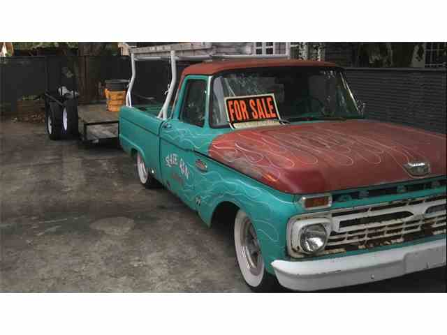 Picture of '66 F100 - JTPN