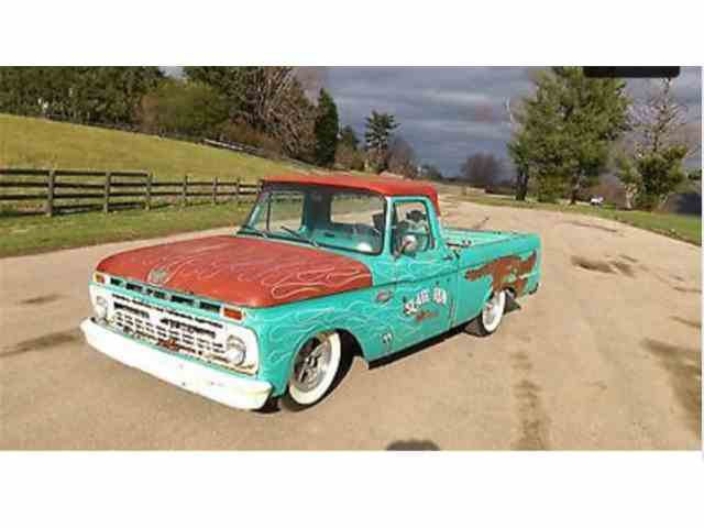1966 Ford F100 | 924971