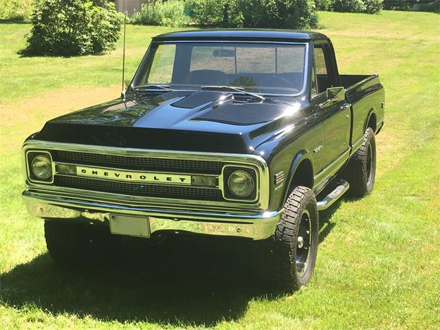 1969 Chevrolet C/K 10 | 924972