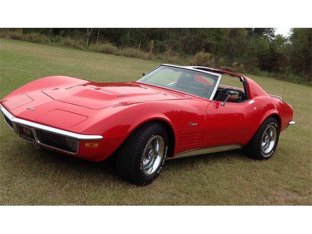 1970 Chevrolet Corvette | 924976