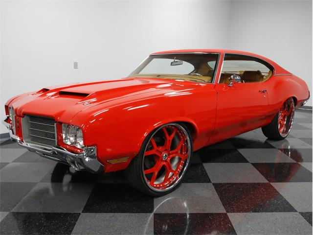 1971 Oldsmobile Cutlass 442 Tribute | 924985