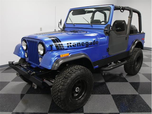 1979 Jeep CJ7 | 924988