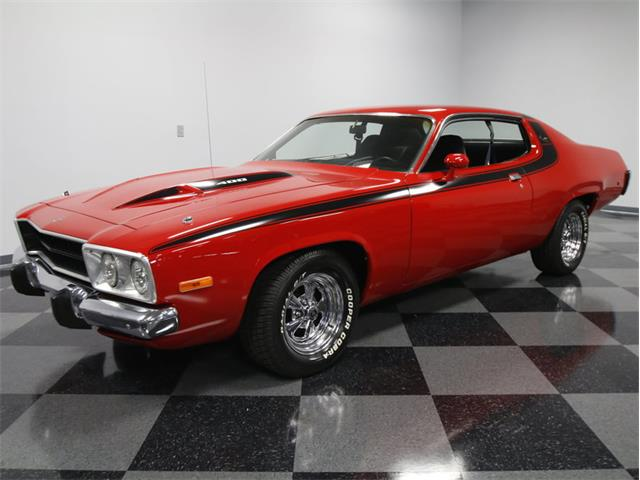 1974 Plymouth Road Runner | 924991