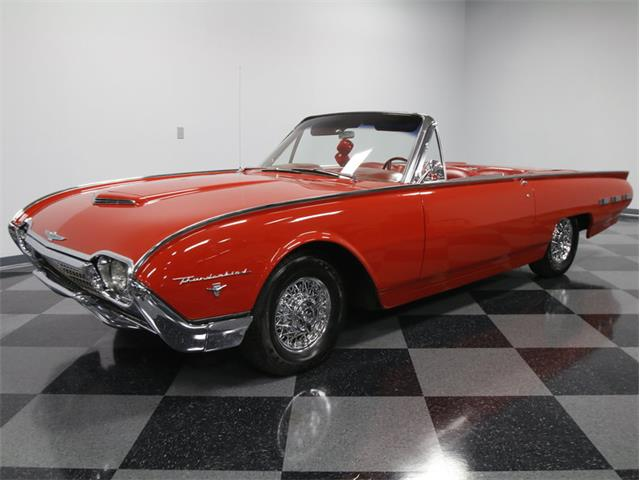 1962 Ford Thunderbird | 924993