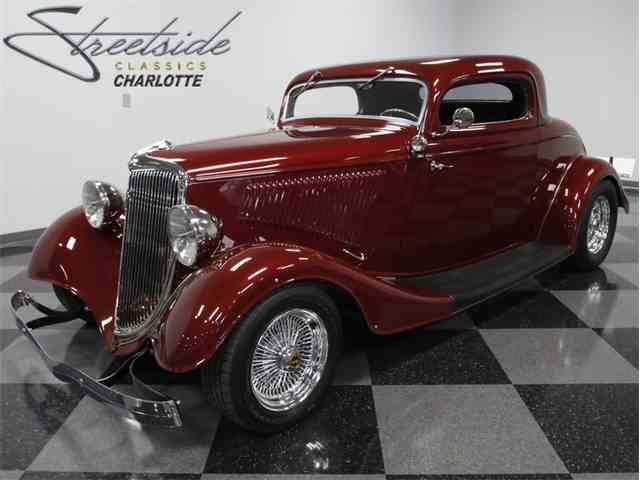1934 Ford 3-Window Coupe | 925001
