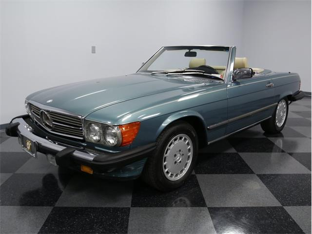 1988 Mercedes-Benz 560SL | 925011