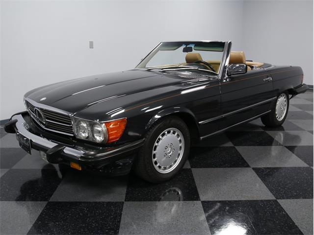1986 Mercedes-Benz 560SL | 925013