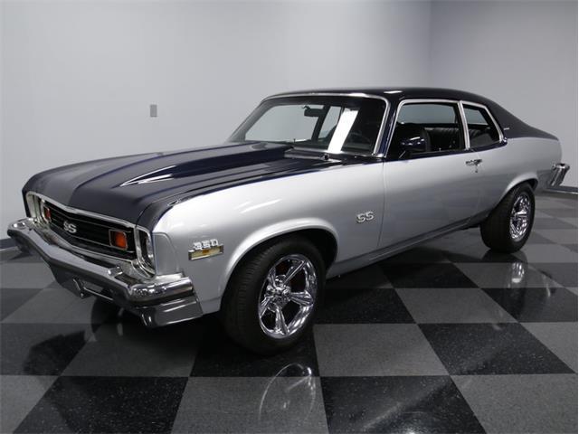 1973 Chevrolet Nova SS | 925017